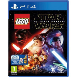 Coperta LEGO STAR WARS THE FORCE AWAKENS - PS4