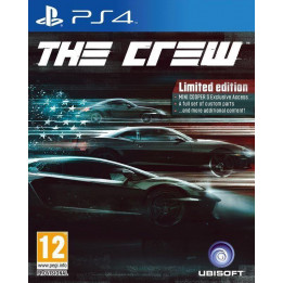 Coperta THE CREW D1 EDITION - PS4