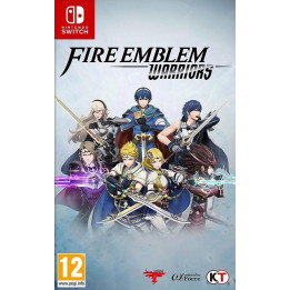 Coperta FIRE EMBLEM WARRIORS - SW
