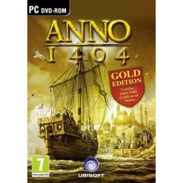 Coperta ANNO 1404 GOLD - PC