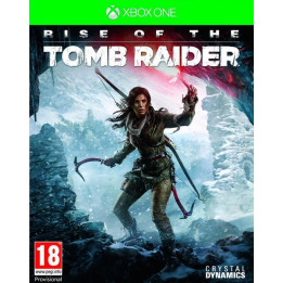 Coperta RISE OF THE TOMB RAIDER - XBOX ONE