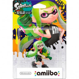 Coperta AMIIBO GREEN GIRL (SPLATOON)