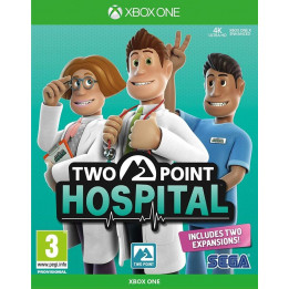 Coperta TWO POINT HOSPITAL - XBOX ONE