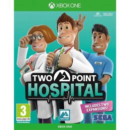 Coperta TWO POINT HOSPITAL - XBOX ONE