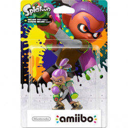 Coperta AMIIBO PURPLE BOY (SPLATOON)