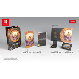 Coperta FIRE EMBLEM THREE HOUSES LIMITED EDITION - SW