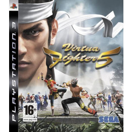 Coperta VIRTUA FIGHTER 5 - PS3