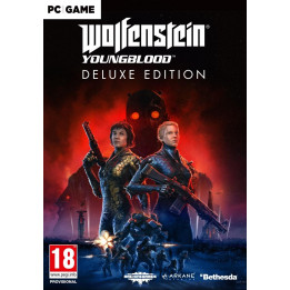Coperta WOLFENSTEIN YOUNGBLOOD DELUXE - PC