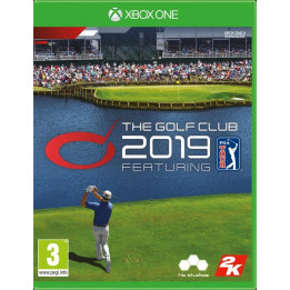 Coperta GOLF CLUB 2019 - XBOX ONE