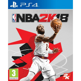 Coperta NBA 2K18 - PS4