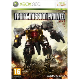 Coperta FRONT MISSION EVOLVED - XBOX360
