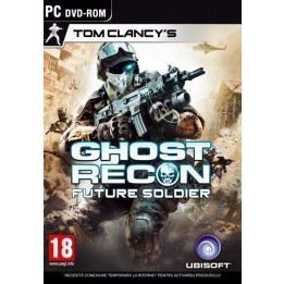 Coperta GHOST RECON FUTURE SOLDIER - PC