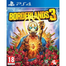 Coperta BORDERLANDS 3 - PS4