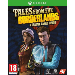 Coperta TALES FROM THE BORDERLANDS - XBOX ONE