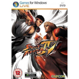 Coperta STREET FIGHTER 4 - PC