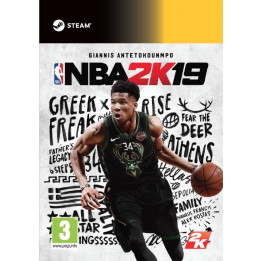 Coperta NBA 2K19 - PC (STEAM CODE)