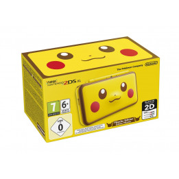 Coperta NINTENDO NEW 2DS XL CONSOLE PIKACHU EDITION - GDG