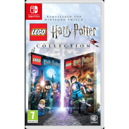 Coperta LEGO HARRY POTTER COLLECTION - SW