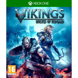 Coperta VIKINGS WOLVES OF MIDGARD - XBOX ONE