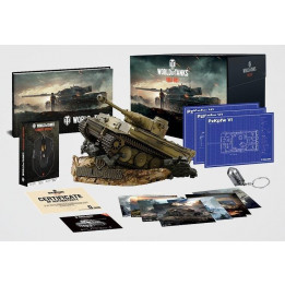 Coperta WORLD OF TANKS COLLECTORS EDITION - CP