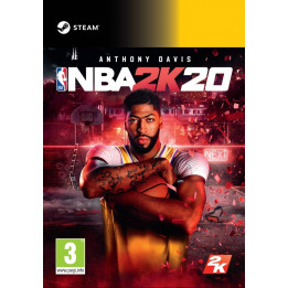 Coperta NBA 2K20 - PC (STEAM CODE)