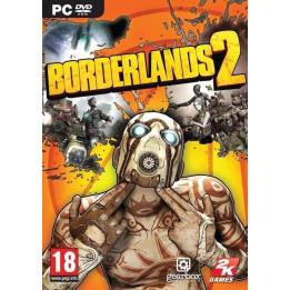 Coperta BORDERLANDS 2 - PC