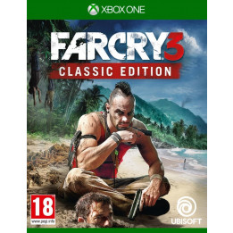 Coperta FAR CRY 3 CLASSIC EDITION - XBOX ONE