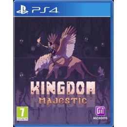 Coperta KINGDOM MAJESTIC LIMITED EDITION- PS4