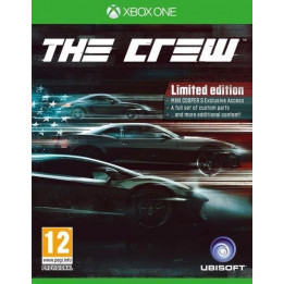 Coperta THE CREW D1 EDITION - XBOX ONE