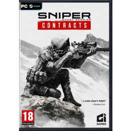 Coperta SNIPER GHOST WARRIOR CONTRACTS - PC