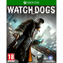Coperta WATCH DOGS - XBOX ONE