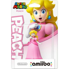 AMIIBO PEACH (SUPERMARIO)