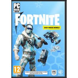 Coperta FORTNITE DEEP FREEZE BUNDLE - PC