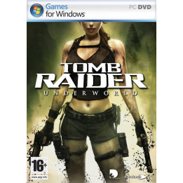Coperta TOMB RAIDER UNDERWORLD-PC