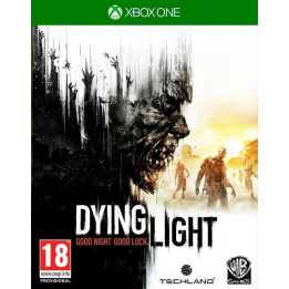 Coperta DYING LIGHT - XBOX ONE