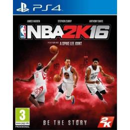 Coperta NBA 2K16 - PS4