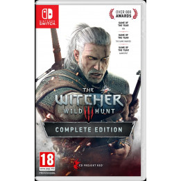 Coperta THE WITCHER 3 WILD HUNT COMPLETE EDITION - SW