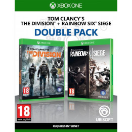 Coperta COMPILATION RAINBOW SIX SIEGE & THE DIVISION - XBOX ONE