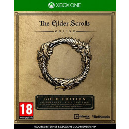 Coperta THE ELDER SCROLLS ONLINE GOLD EDITION - XBOX ONE