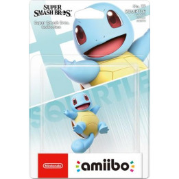 Coperta AMIIBO SQUIRTLE (SUPER SMASH)