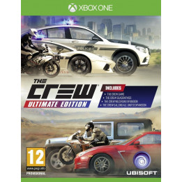Coperta THE CREW ULTIMATE EDITION - XBOX ONE