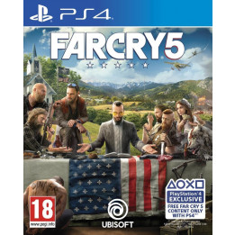 Coperta FAR CRY 5 - PS4