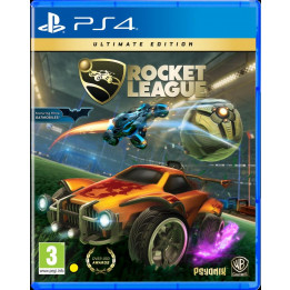 Coperta ROCKET LEAGUE ULTIMATE EDITION - PS4