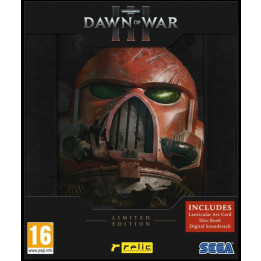 Coperta DAWN OF WAR 3 LIMITED EDITION - PC