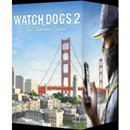Coperta WATCH DOGS 2 SAN FRANCISCO EDITION - PC
