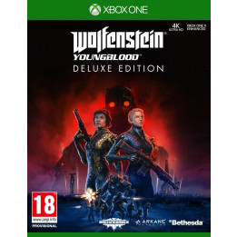 Coperta WOLFENSTEIN YOUNGBLOOD DELUXE - XBOX ONE