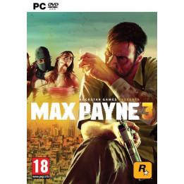 Coperta MAX PAYNE 3 - PC