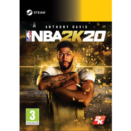 Coperta NBA 2K20 DIGITAL DELUXE - PC (STEAM CODE)