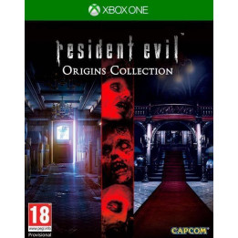 Coperta RESIDENT EVIL ORIGINS COLLECTION - XBOX ONE