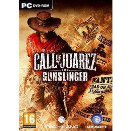 Coperta CALL OF JUAREZ GUNSLINGER - PC